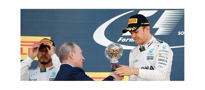 Rosberg firma en circuito de Sochi cuatro de cuatro