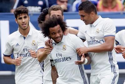 Real Madrid vence al Chelsea y debuta Sergio Díaz