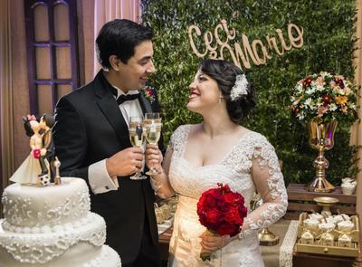 La boda de Cecilia y Mario