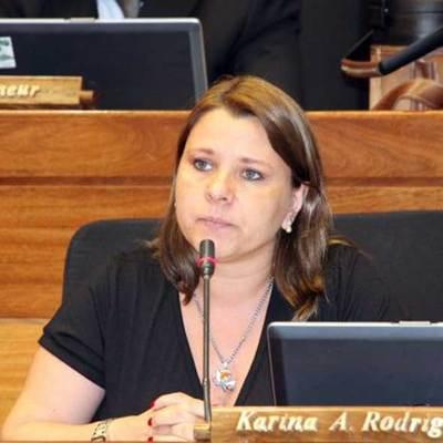 Fijan fecha de audiencia preliminar para Karina Rodríguez