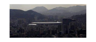 Una historia gigante detrás del estadio Maracaná de Río