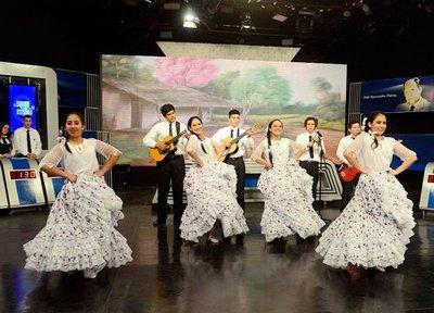 Emocionante show de Jorge Castro y Emilia