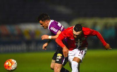 Amargo debut de Cerro: perdió ayer contra el débil Fénix