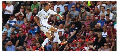 El United de Mourinho se estrena con un cómodo triunfo