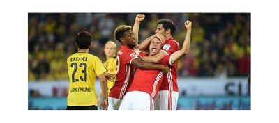 El Bayern de Ancelotti le gana la Supercopa alemana al Dortmund