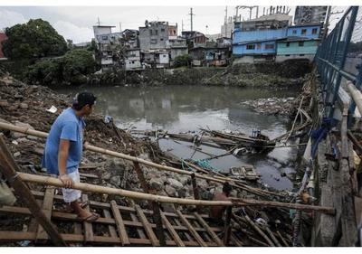 Filipinas: Inundaciones causan 6 muertos y 80.467 damnificados