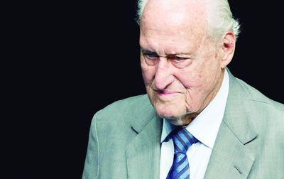 Falleció a los 100 años el hombre que convirtió al fútbol en un negocio global