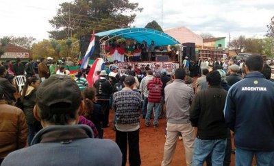 Autoridades municipales rechazan independencia de Naranjito
