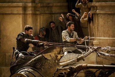 """Las cuadrigas y la épica de """"Ben-Hur"""" vuelven al circo de Hollywood"""