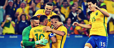 ¡Brasil de Oro!
