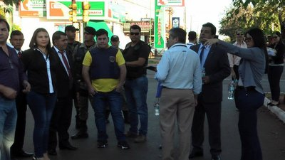 Reconstruyen atentado contra Rafaat
