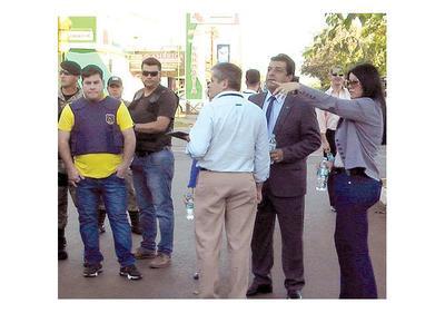 Caso Rafaat: Realizaron la reconstrucción del atentado