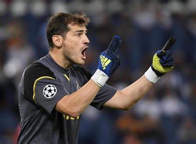 Iker Casillas queda fuera
