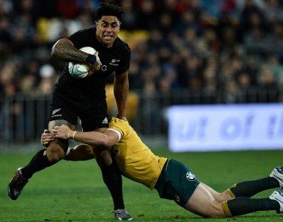 Los All Blacks ganan a Australia
