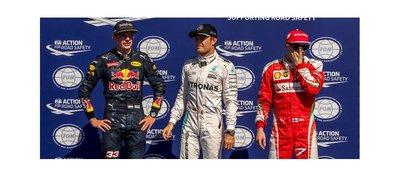Rosberg logra la pole para el GP de Bélgica