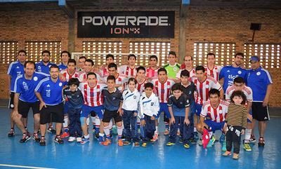 La Albirroja cae ante Keima en Futsal-FIFA