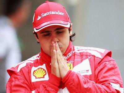 Felipe Massa se retira de la Formula Uno