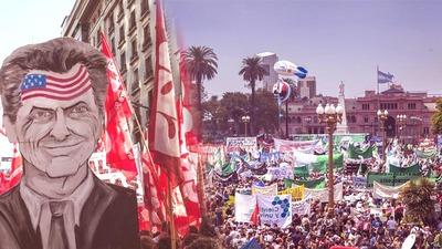 ¡Se terminó el amor! Crece el descontento social contra el Gobierno de Macri