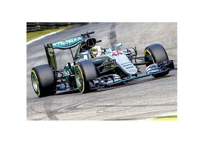 Pole para Hamilton en Monza