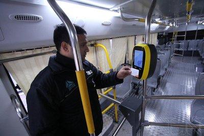 Implementan nuevo sistema de pasaje en unidades de transportes