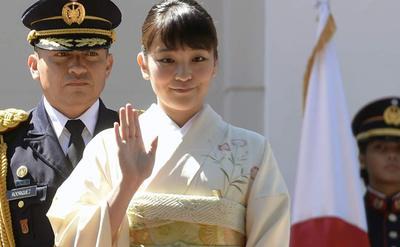 Princesa Mako llega mañana a Paraguay