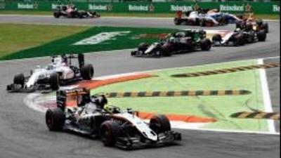 F1: sin cambios para la temporada 2017