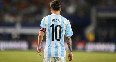 Argentina ya lo sabe: Messi es irremplazable