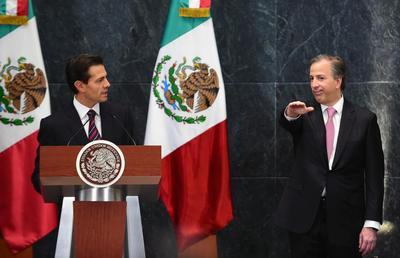 Cae ministro mexicano tras la polémica visita de Trump