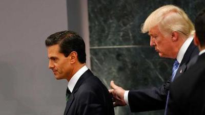 Trump se jactó de provocar renuncia