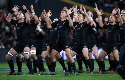 All Blacks, imparables ante los Pumas