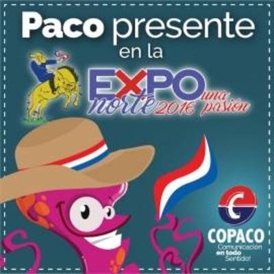 Copaco, presente en la Expo Norte
