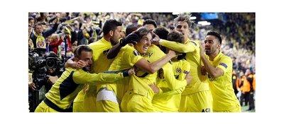 Villarreal gana sobre la hora y se acerca al sueño de la final