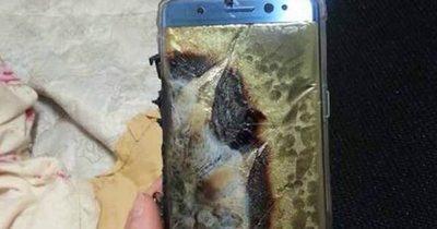 Venta del fracaso a gran escala de Samsung se vuelve ilegal en EE.UU