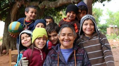 Programas sociales: Tekoporá salva, Tenondera potencia