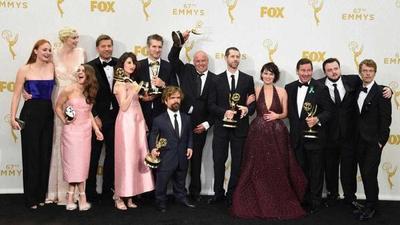 """""""Juego de tronos"""", la más galardonada en los Emmy"""