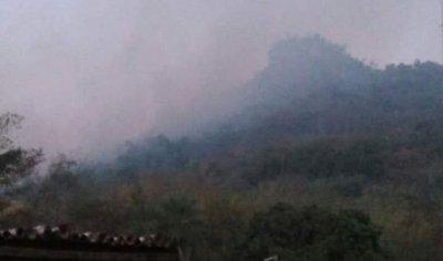 Agricultor es imputado por ser supuesto responsable de incendio en el Ybyturuzú