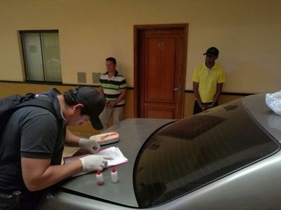 Dos detenidos en hotel de CDE con un kilo de crack