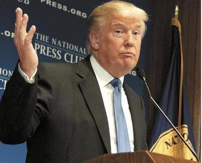 Trump es empresario. ¿Dónde están los empresarios que lo apoyan?