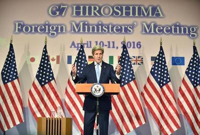 """Kerry insta a los talibanes a alcanzar paz """"honrosa"""""""
