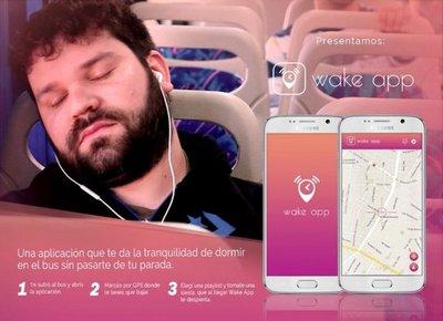 Una aplicación para usuarios del transporte