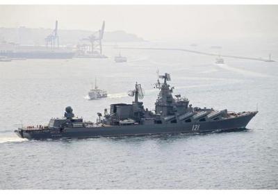 Rusia envía una tercera corbeta equipada con misiles hacia Siria
