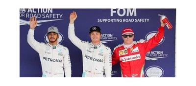 Rosberg no falla en su cita con la pole en Suzuka