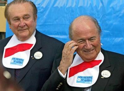 """Leoz, Blatter y compañía, """"viejos verdes que trasnochaban"""""""