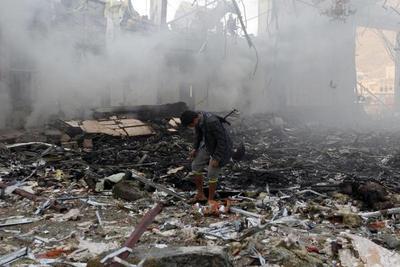 Yemen: Al menos 100 muertos tras feroz bombardeo