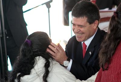 Presidente participará de varios actos por los derechos de la mujer