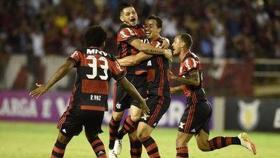 Flamengo venció al Flu