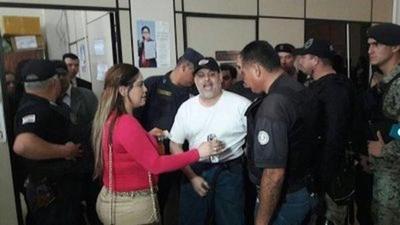 Sumarian y suspenden al abogado Paraguayo Cubas