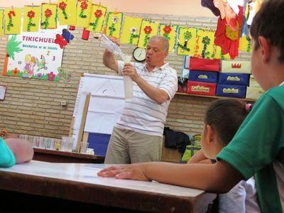 Julio Gun y la innovación pedagógica de enseñanza de ciencias en preescolar