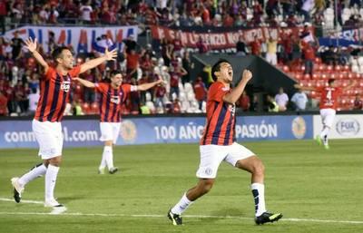 Cerro Porteño se exhibe en Medellín ante Independiente