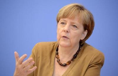 Hollande, Merkel y Putin se reúnen en Berlín sobre Ucrania